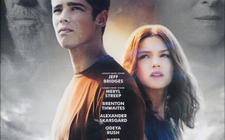 The Giver  -   (Blu-ray)