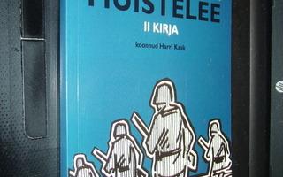 Harri Kask (toim) : Suomenpoika muistelee II kirja