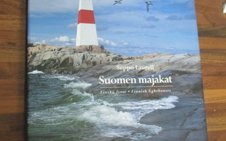 SEPPO LAURELL - suomen majakat ( hieno kunto ++