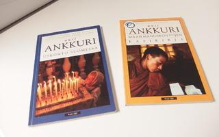 Lukion uskonnon kirjoja , v. 2000