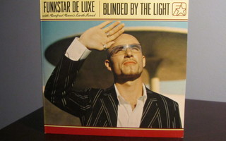 Funkstar De Luxe with Manfred Mann–Blinded By The Light CDS