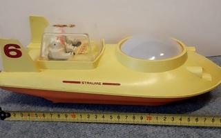 Vintage Neuvostoliiton aikainen avaruus lelut