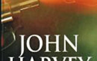 YKSINÄISIÄ SYDÄMIÄ : John Harvey 1p sid KovaKAnsi HYVÄ++