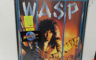 WASP- INSIDE THE ELECTRIC CIRCUS UUSI M/EX+ RUOTSI 2003 2LP