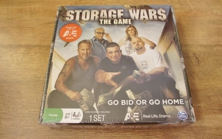Storage Wars  - The Game,  A&E 2012