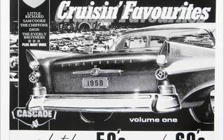 20 GREAT Cruisin`Favourites of the 50`s and 60`s vol.1 - Cd