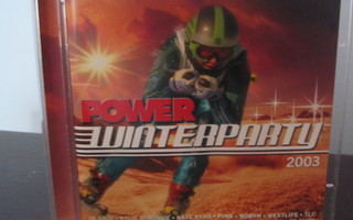 Various – Power Winter Party 2003 CD