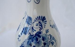 DELFT MALJAKKO Holland, Handprinted, korkeus 18cm