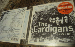 The Cardigans Best of 2CD