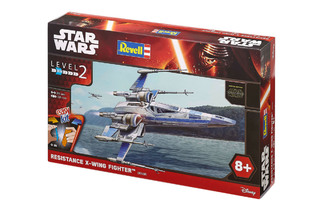 STAR WARS RESISTANCE X-WING FIGHTER 1:50	(25 078)	revell,