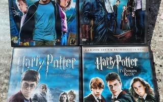 Harry Potter 4 dvd