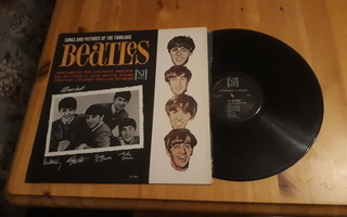 Beatles : Songs And Pictures Of The Fabulous Beatles lp