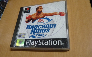 Knockout Kings 2001   (  PS1 )