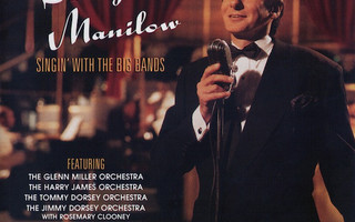 Barry Manilow – Singin' With The Big Bands CD