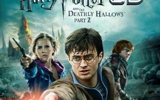 Harry Potter and The Deathly Hallows Part 2 - (3D BD + 2 BD)
