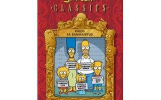 DVD: Simpsonit - Rikos ja rangaistus