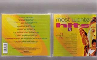 Most Wanted hits 5