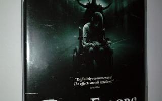 DVD) Dark Floors (2008) Lordi