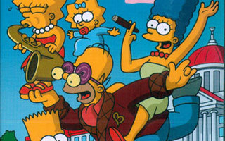 DVD: Simpsonit villinä