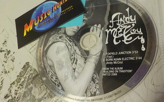 ANDY MCCOY - FOXFIELD JUNCTION CDS