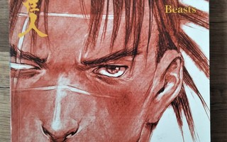 Hiroaki Samura BLADE OF THE IMMORTAL The Beasts nid 1.p