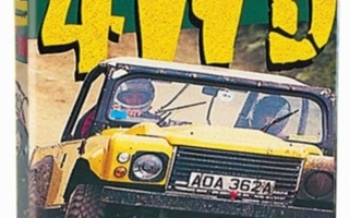 Extreme 4WD And Off Road DVD