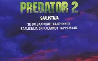 Predator 2-Saalistaja(4132)K-FI-suomik.DVDdanny glov