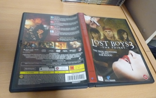 Lost Boys 3 - The Thirst   dvd