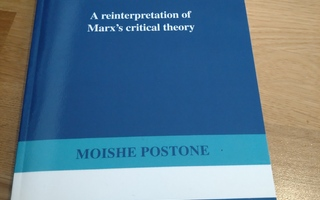 Moishe Postone: Time, Labour, and Social Domination