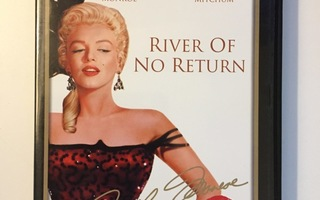 River of No Return (DVD) Robert Mitchum ja Marilyn Monroe