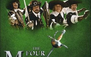 Four Musketeers(64633)UUSI-FI-nordic,BLU-RAYoliver r