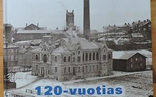 Hannu Koskela: 120-vuotias juhlatalo