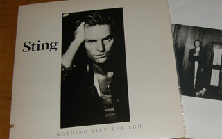Sting - Nothing like the sun - 2LP