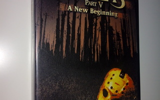 DVD) Friday the 13th - Part 5 (1985)