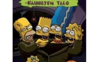 DVD: Simpsons - kauhujen talo