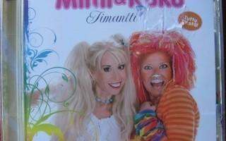 MIMI & KUKU TIMATTI CD