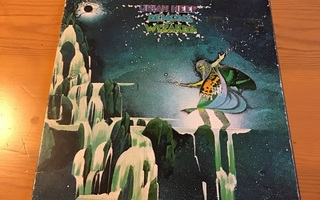 URIAH HEEP: DEMONS AND WIZARDS   (VG/VG) re