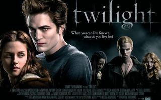 Twilight juliste. When You Can Live Forever... (104.)