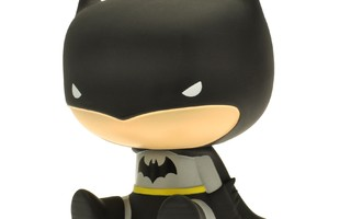 BATMAN COIN BANK JUSTICE LEAGUE	(64 337)	n. 10cm PANKKI