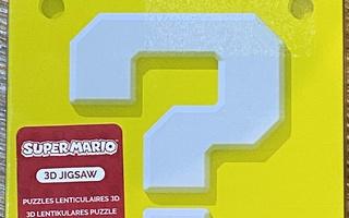 Nintendo Super Mario 3D Jigsaw Puzzle