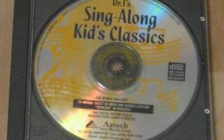 Dr T's Sing-Along Kid's Classics PC:lle