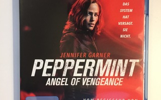 Peppermint (Blu-ray) Jennifer Garner (2018) Pierre Morel