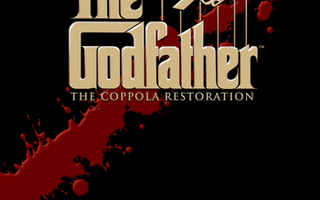 The Godfather Trilogy :  The Coppola Restoration  -  (4 DVD)