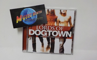 V/A - LORDS OF DOGTOWN UUSI SOUNDTRACK CD