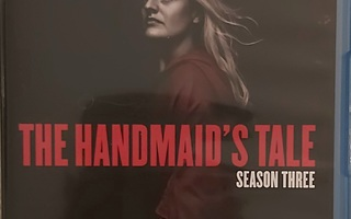 THE HANDMAID'S TALE, KAUSI 3 BLU-RAY (4 DISC)