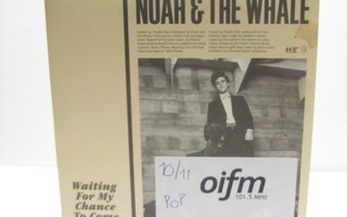 Noah And The Whale–Waiting For My Chance To Come PROMO CDS