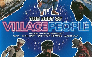 VILLAGE PEOPLE: The Best Of (Including 4 Bonus Tracks) CD