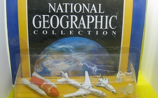 Micro Machines National Geographic Collection # 4 (1997)