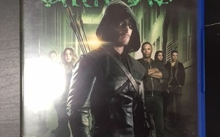 Arrow - Kausi 2 (4 disc) Blu-ray