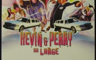 Various - Kevin & Perry Go Large PROMO CD
